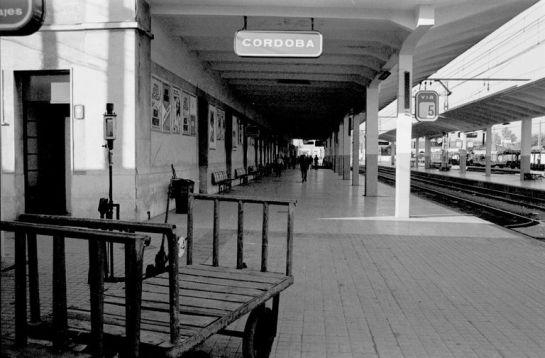 Antigua estación de renfe Córdoba
