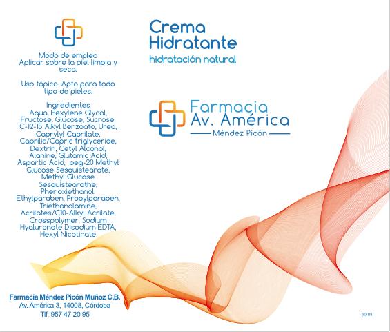 Crema hidratente natural