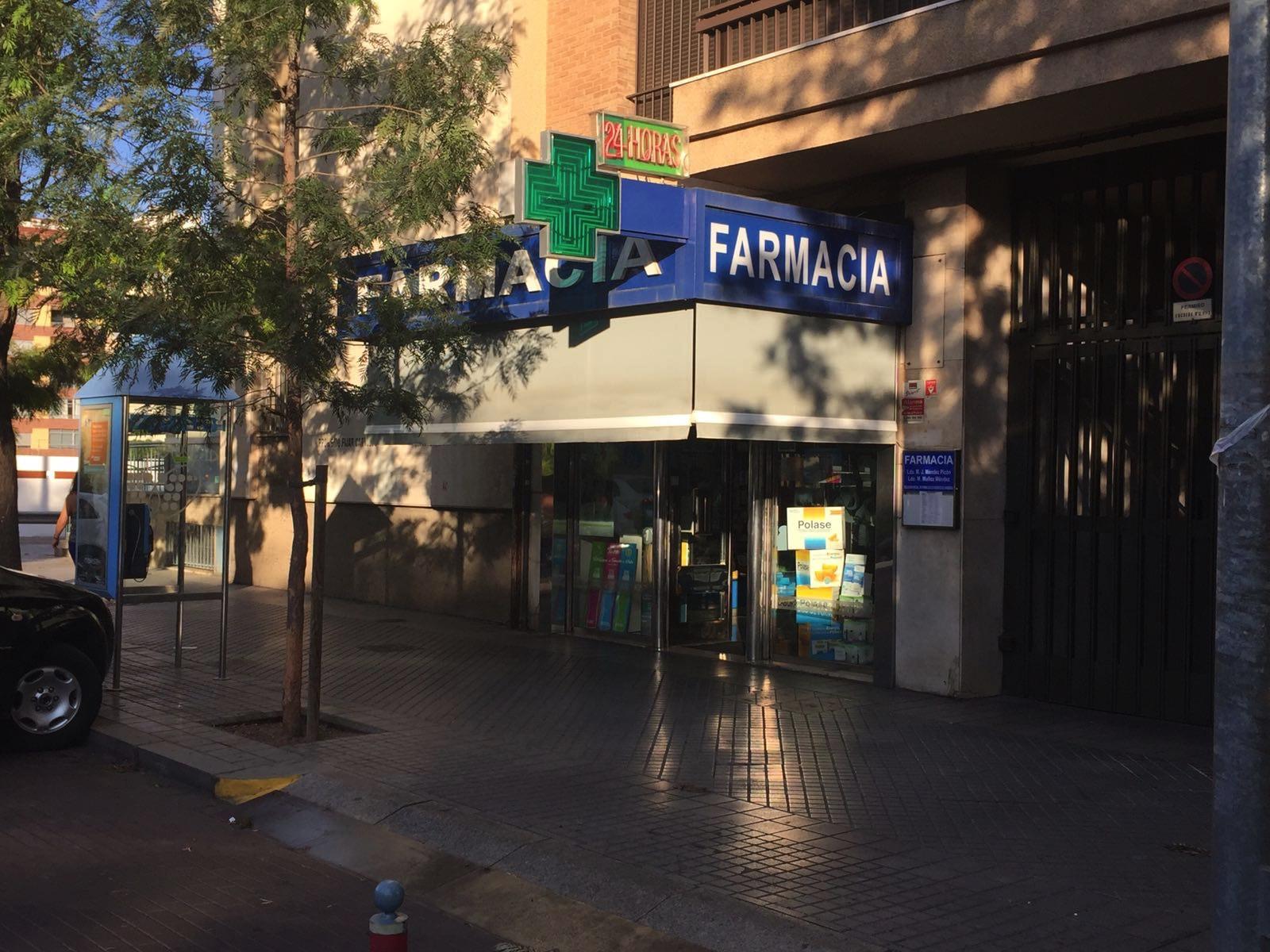 Farmacia de la Avenida de América en Córdoba