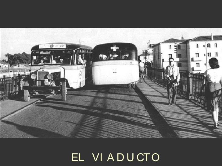 Viaducto de Córdoba años 60