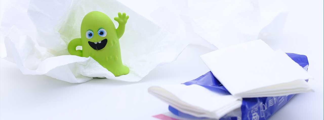 ¿Tengo Gripe O Sólo Estoy Resfriado?