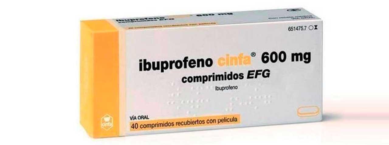 Ibuprofeno 600mg, Nolotil Y Paracetamol De 1gr Desde Ahora Siempre Con Receta.