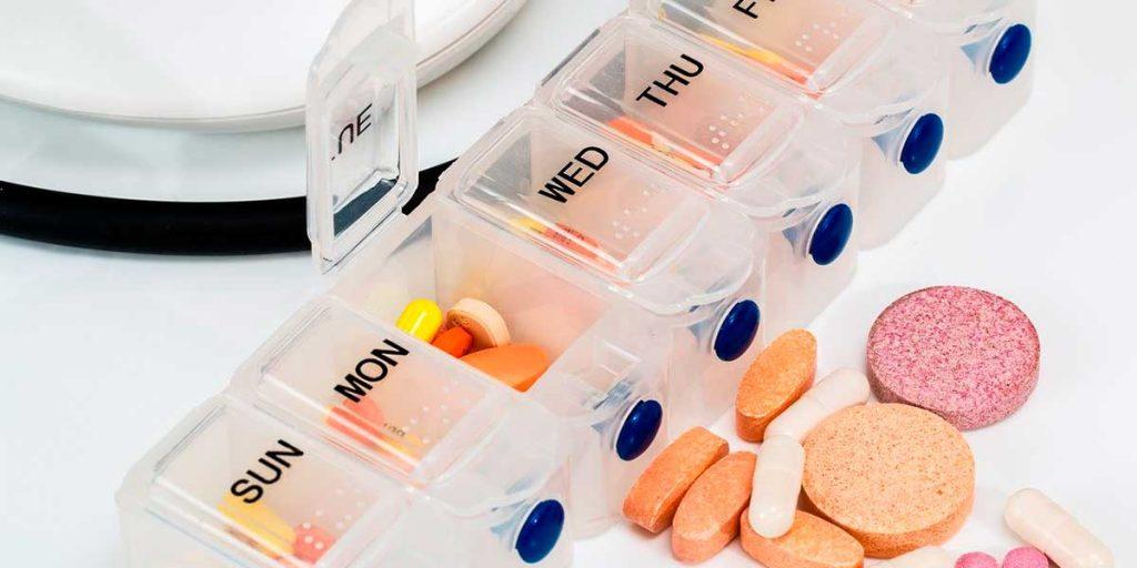 conservación de medicamentos para administración